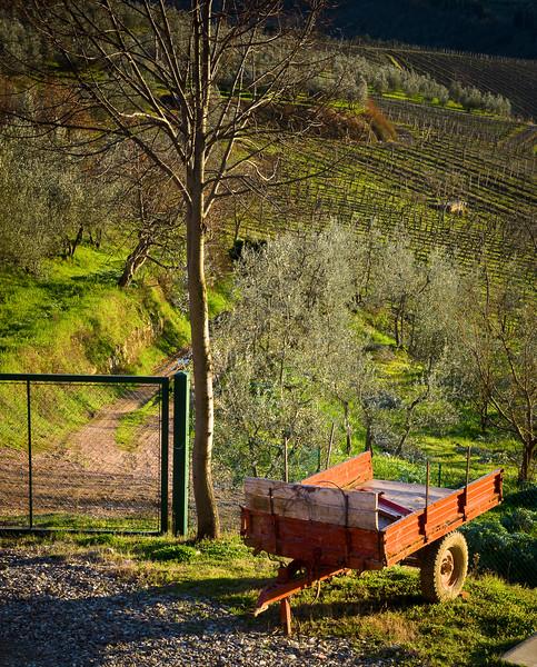 Winery Wagon