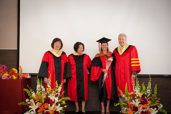Graduation - Sunnyvale May 2012 - Diplomas