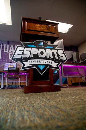 UAlbany eSports America East Press Conference