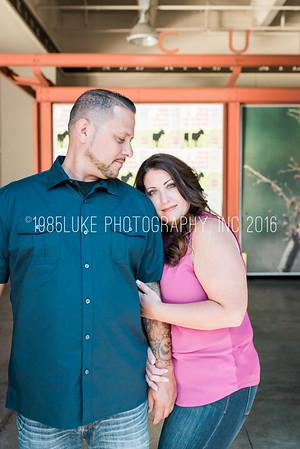 Kristin & Rob Engagement