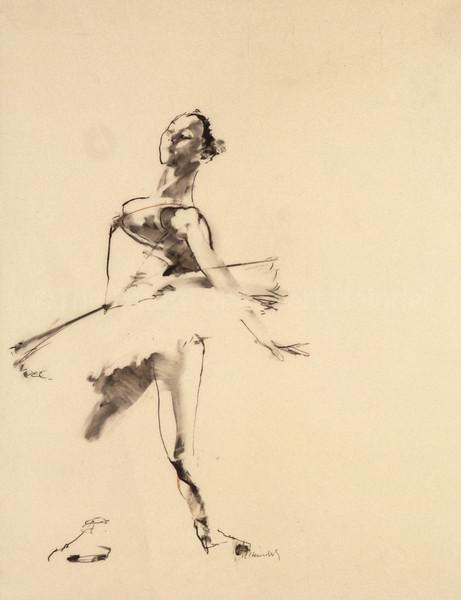 The Dancer (c1980s)