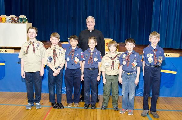 2016 Scout Banquet