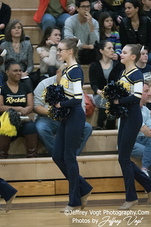 1-20-2018 Bethesda Chevy Chase HS at Northwest HS Poms Invitational Division 2, Photos by Jeffrey Vogt Photography