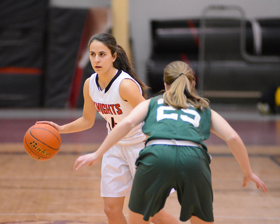PHOTO GALLERY: Billerica at North Andover girls basketball