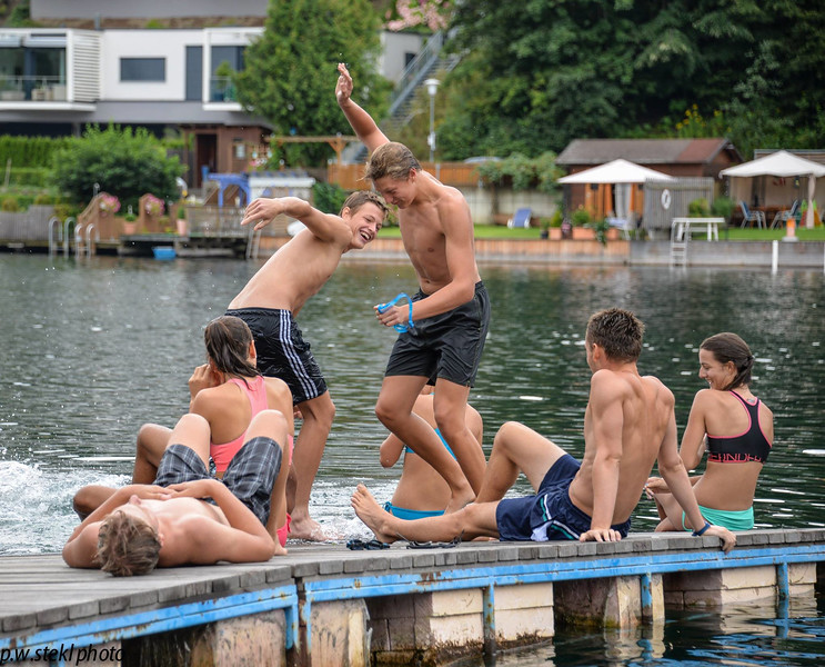 2014-8 Trainingslager Millstatt