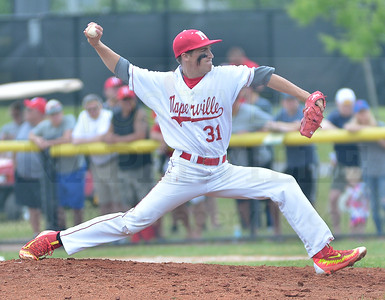 Baseball: NVHS vs. NCHS 5/28/2016