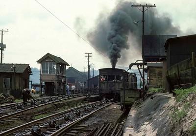 Santos a Jundiai Railway, 1976