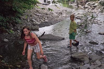 The Lower Creek!