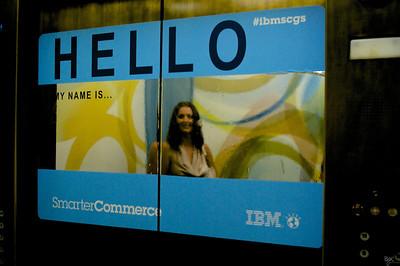 IBM Blogger VIP Dinner