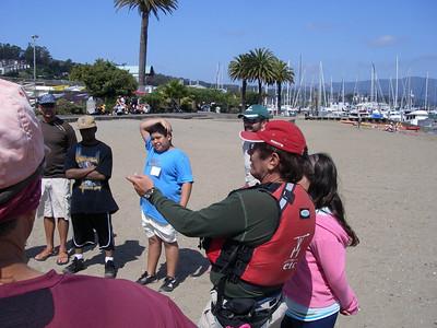 August 7, 2009 - Farallones Camp