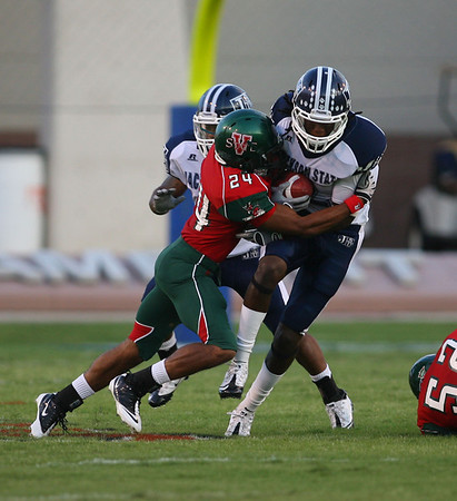 JACKSON STATE V. MISS VALLEY STATE