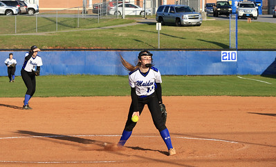 West Lincoln Lady Rebels @ Maiden Blue Devils April 10th 2018