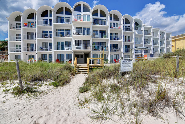 Ambassador Condominiums, Panama City Beach, Florida