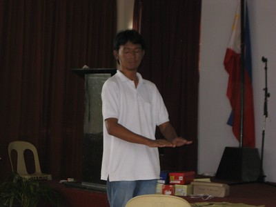 SFAMSC BSP: GSP SCOUTING ACTIVITY 2011