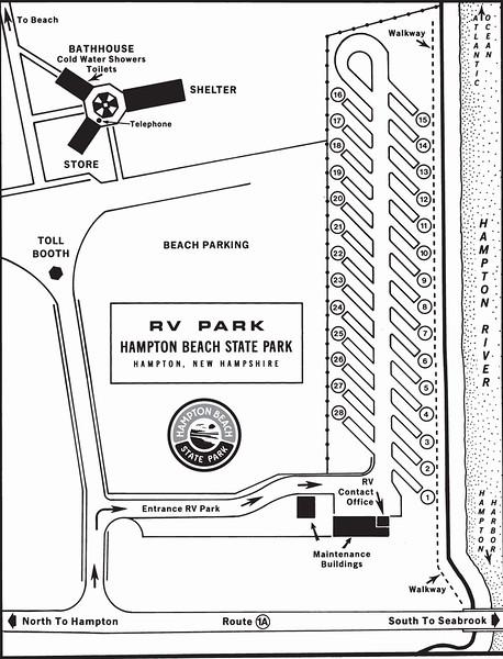 Hampton Beach State Park (RV Park)