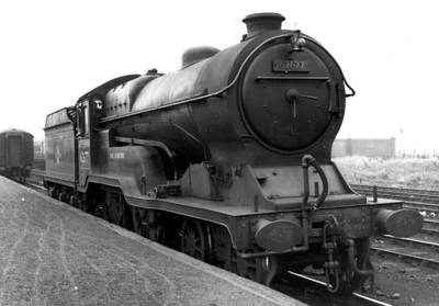 The Robinson Class D11-2 (GCR Class 11F) 'Scotish' Director's 4-4-0 Locomotives (BR Days)