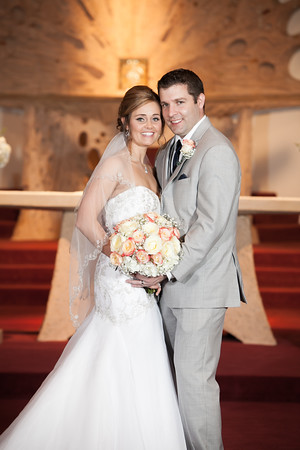 Nicole + Ryan - Bridal Portraits