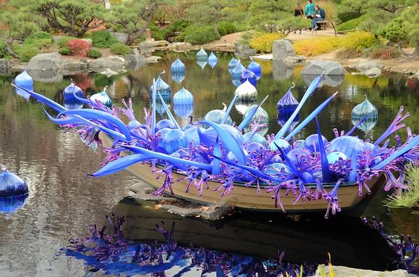 Denver Botanical Gardens (November 2014)