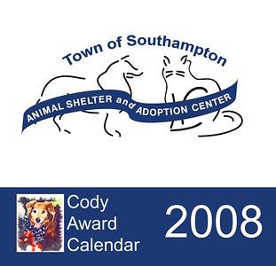 Cody Award Calendar Pages
