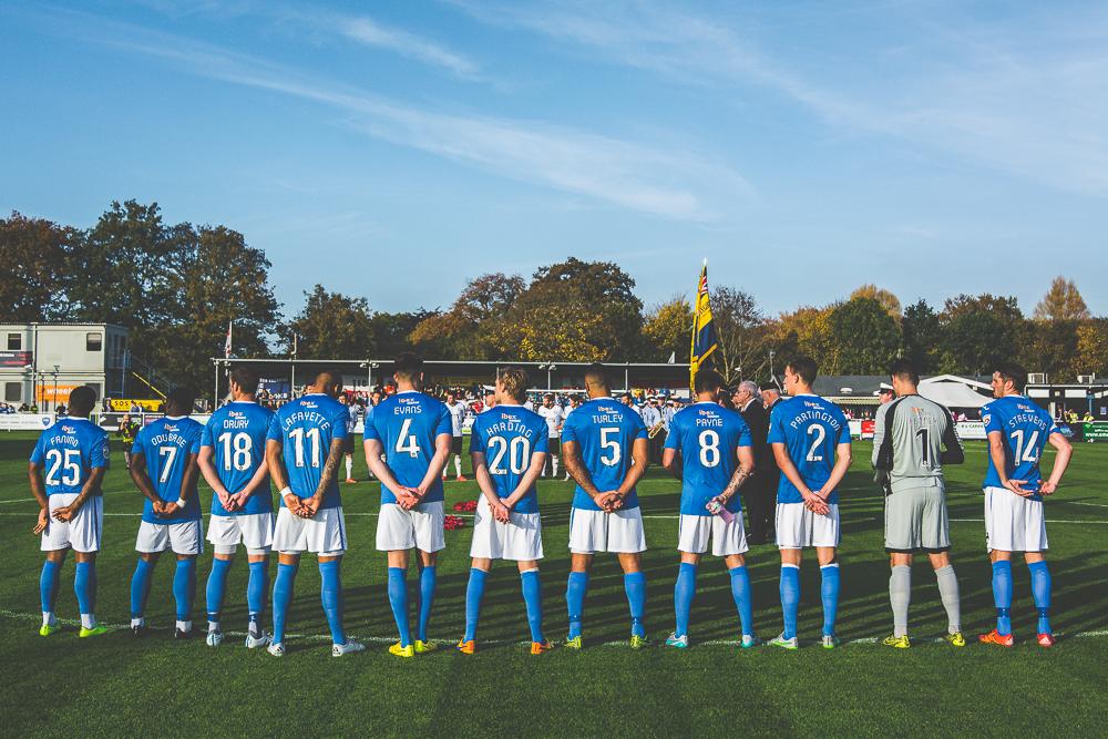 Eastleigh v FC Halifax Town - Vanarama National League