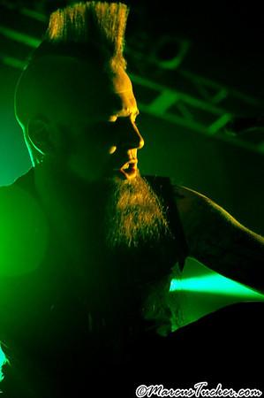 November 2009 - Five Finger Death Punch - Live at Electric Ballroom