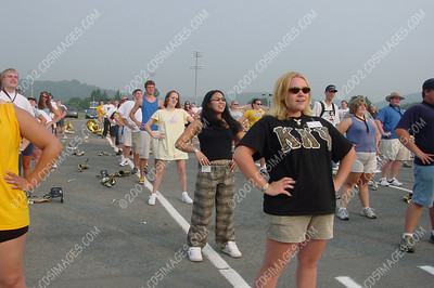 2002 Band Camp - August 13, 2002