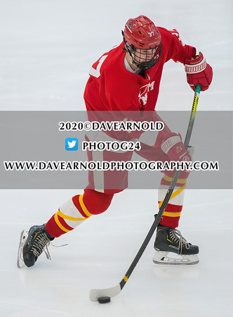 2/9/2020 - Boys Varsity Hockey - Hingham vs Arlington