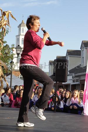 Breast Cancer Walk 2011