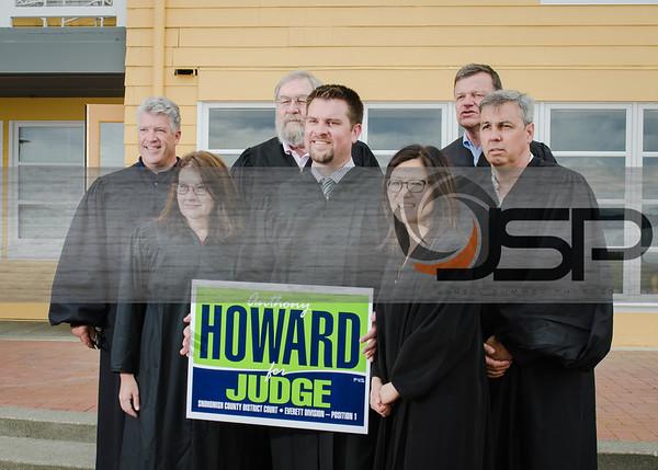 Anthony Howard for Judge