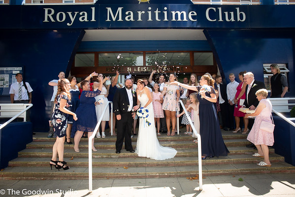Royal Maritime Club Wedding