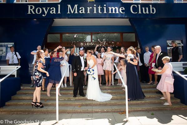 Royal Maritime Club Wedding