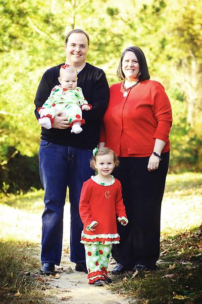 2010 Hethcox Family (Fall)