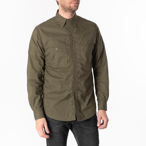 Papa Nui Tarawa Shirt - Olive--4.jpg