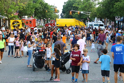 Leonia National Night Out 2019