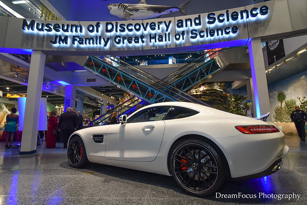 Museum of Discovery & Science Gala 2015