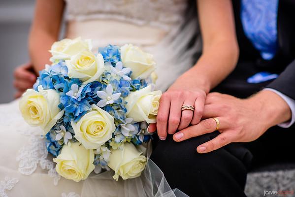 Calgary LDS Wedding pictures