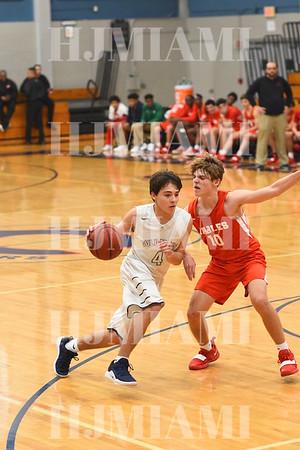 Varsity Basketball 1-16-19