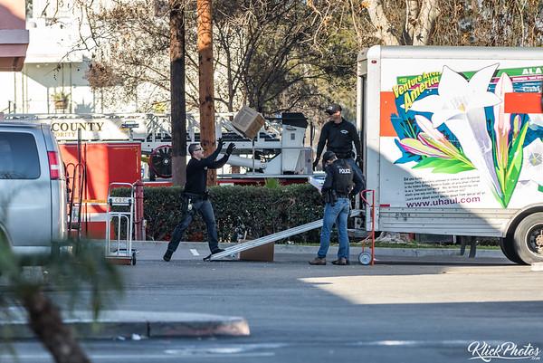Santa Ana Dispensary Raids - January 26th, 2017
