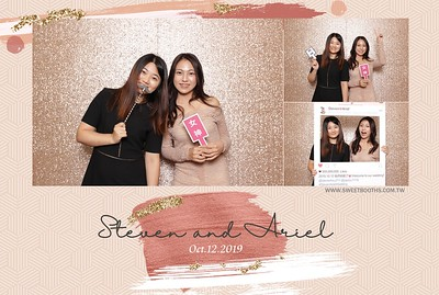 Steven & Ariel's Wedding
