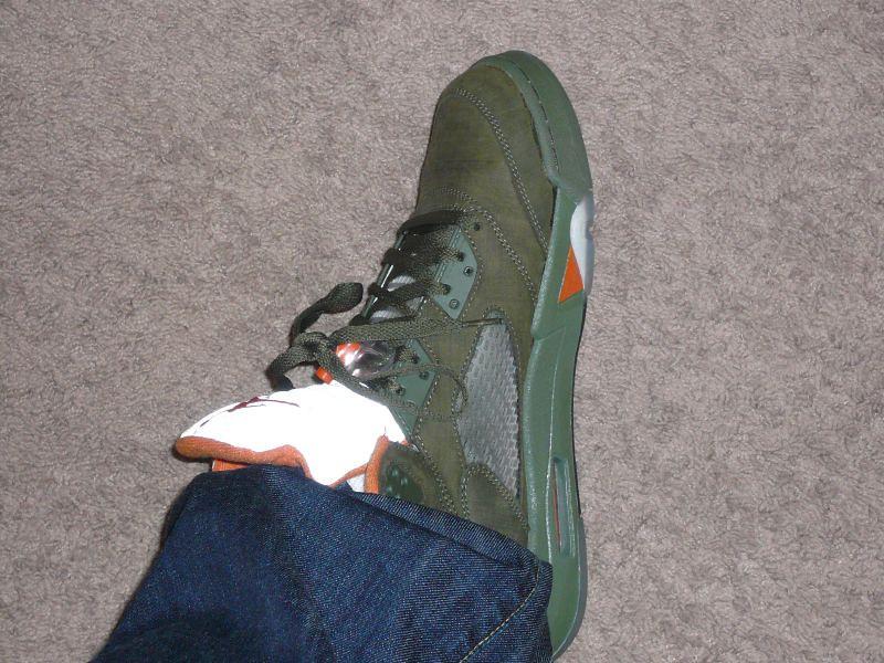 Nike Air Jordan V