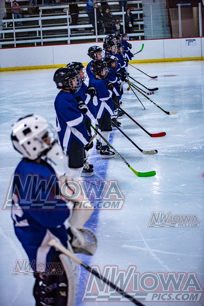 2019 Sioux Center Squirt Tournament 11-22/11-24