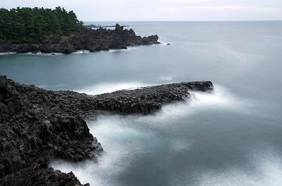 Jeju Island and Suwon  Korea