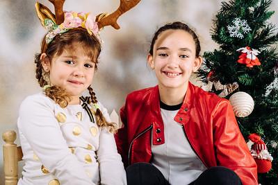 Lucia y Paula Navidad 2019