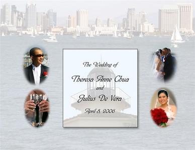 Julius & Theresa's Wedding Album 2