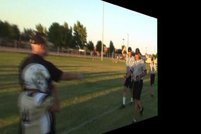 C2C MM Saints vs Laveen MM Stampede 9/25/10 VIDEO