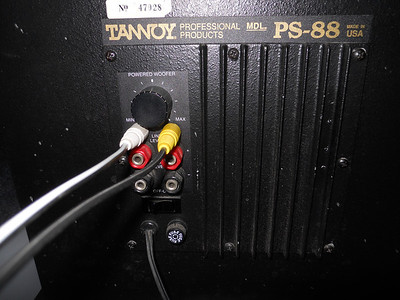 Tannoy PS88