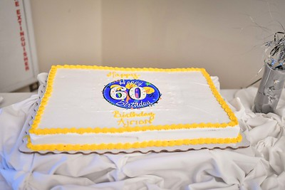 AJs 60th Birthday Bash