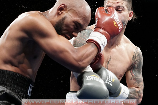 Nicholas Hernandez versus Grayson Blake
