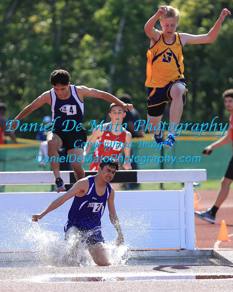 Suffolk County Boys Track and Field Divisional Championship 5-24-18