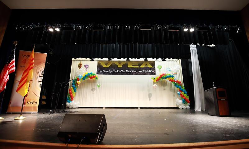 Robert E. Lee High School Auditorium, August 2, 2018